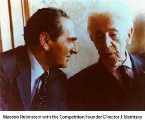 The Society - Arthur Rubinstein International Music Society